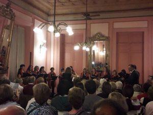 aniversario coro farabolini